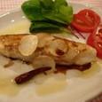 真鱈アーリオオーリオソース