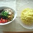ピリ辛ジュレつけ麺